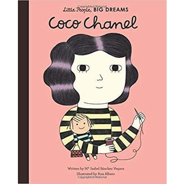 Little People, BIG DREAMS - Coco Chanel | Little Lights Co.