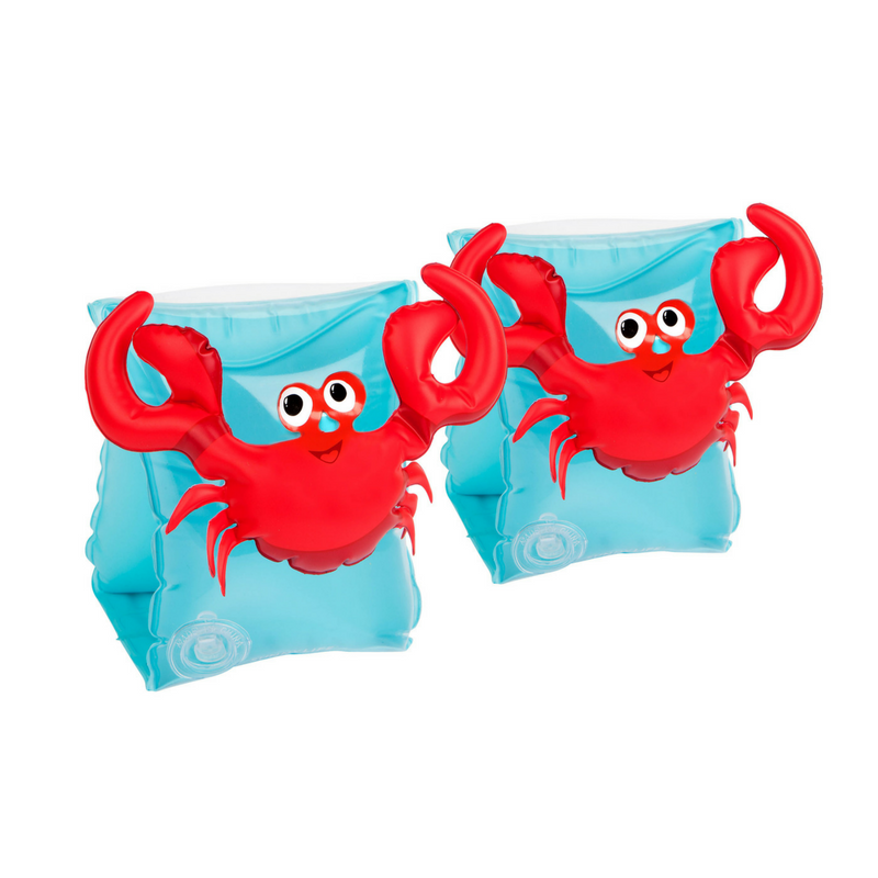 Arm Band Floaties - Crabby - Little Lights Co.