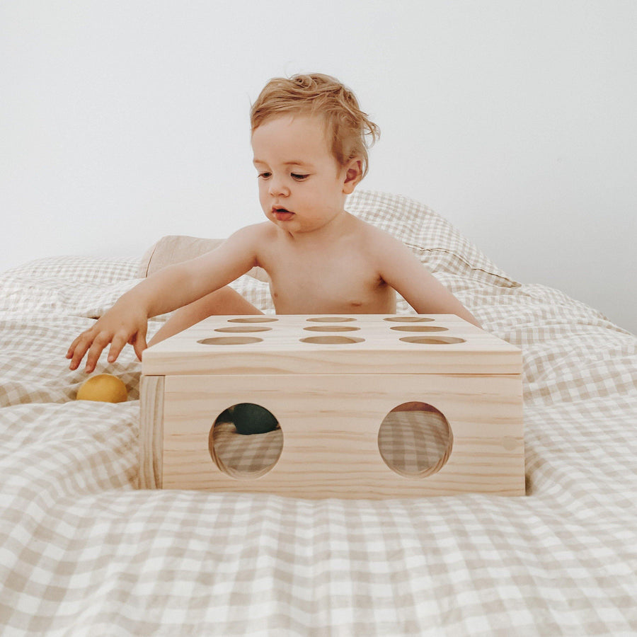 Peekaboo Box | Grove and Willow