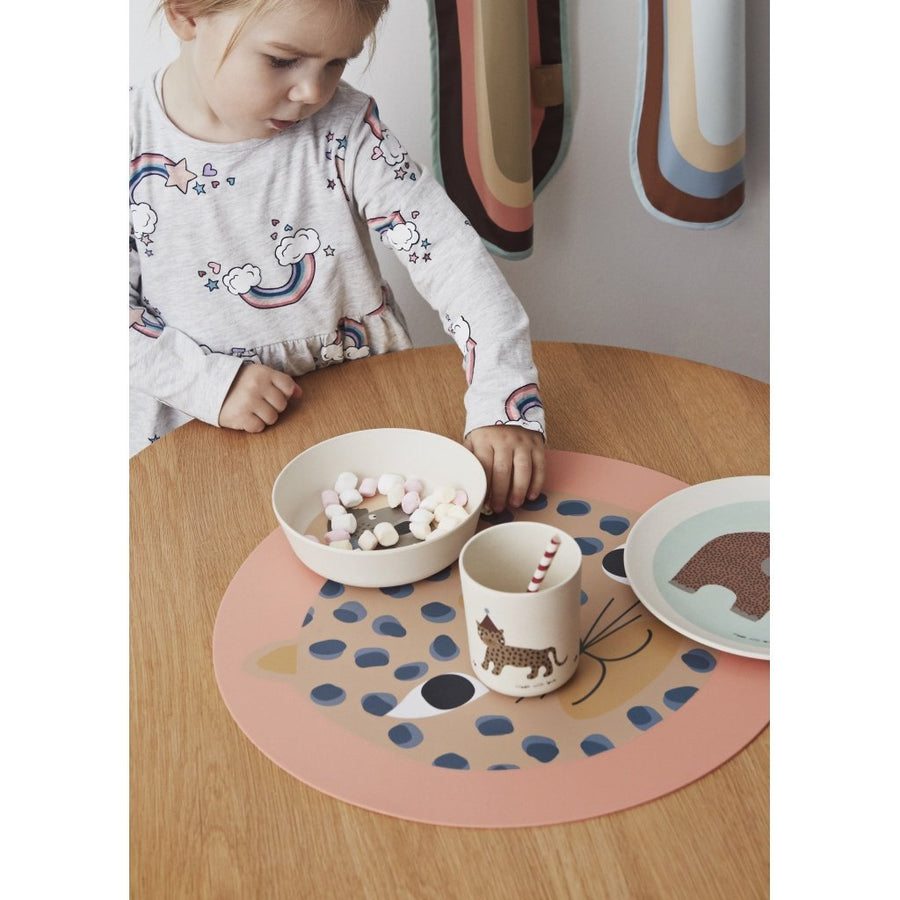 Hathi Bamboo Tableware Set | OYOY | Little Lights Co.