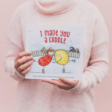 I Made You A Cuddle Paperback | Little Lights Co.