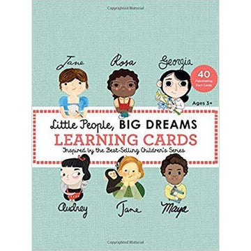 Little People, BIG DREAMS - Learning Cards - Little Lights Co.