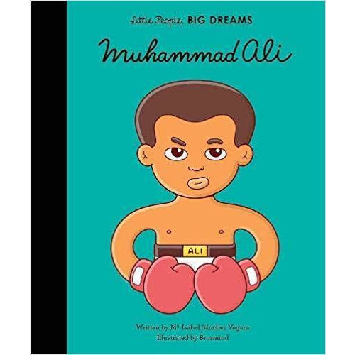 Little People, BIG DREAMS - Muhammad Ali | Little Lights Co.