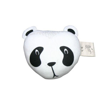 Misterfly Panda Rattle | Little Lights Co.