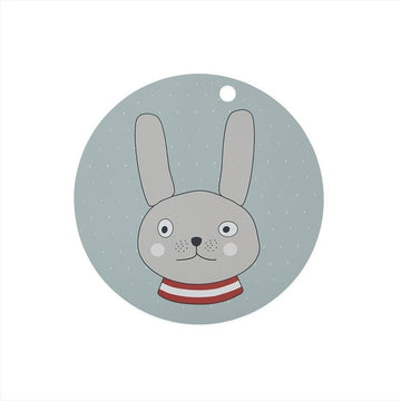 OYOY | Silicone Placemat - Rabbit | Little Lights Co.