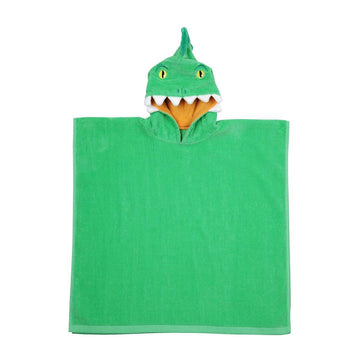 Sunnylife | Kids hooded beach towel - Crocodile