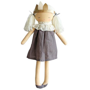 Alimrose | Stevie doll 40cm Lavender | Little Lights Co.