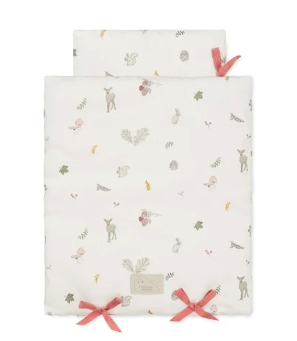 Dolls Bedding, Fawn | CamCam - Little Lights Co.