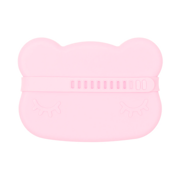 Bear Snackie, Powder Pink | We Might Be Tiny - Little Lights Co.