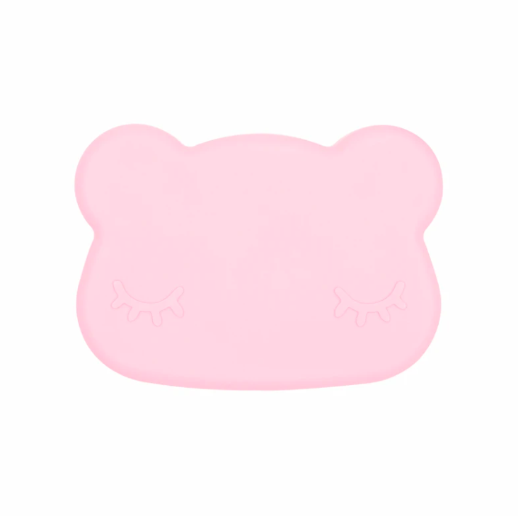 We Might Be Tiny | Bear Snackie, Powder Pink | Little Lights Co.