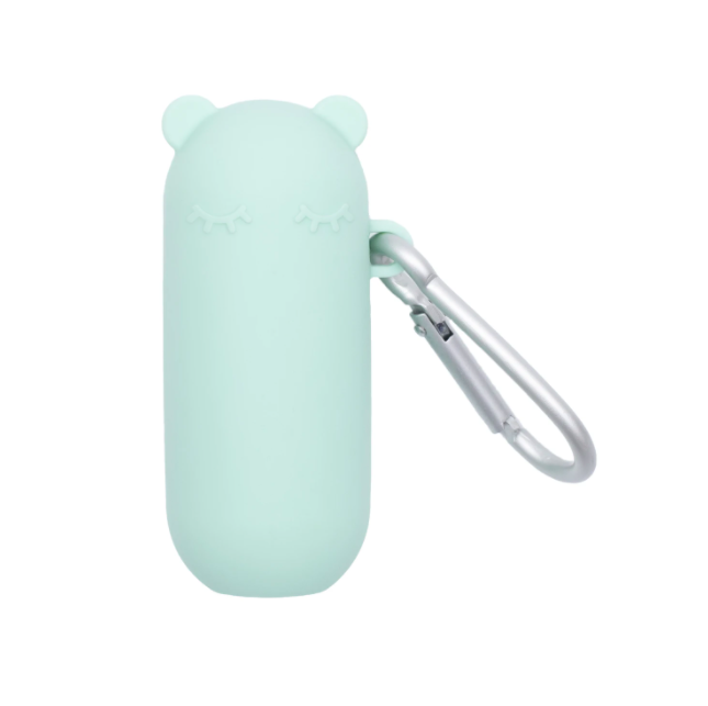 Keepie + Straw Set, Minty Green | We Might Be Tiny | Little Lights Co.