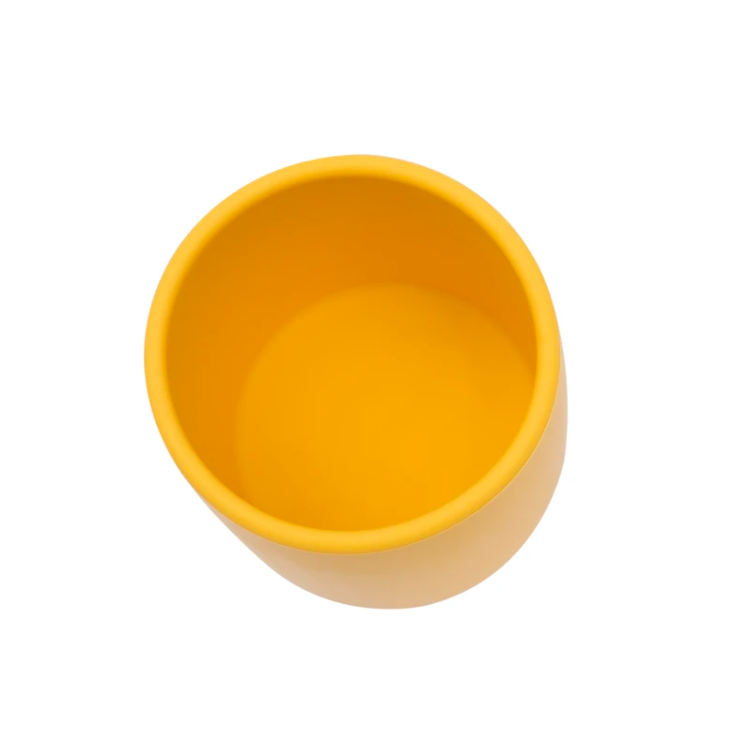 Grip Cup, Yellow | We Might Be Tiny | Little Lights Co.