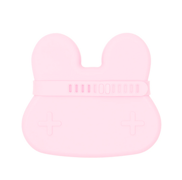 Bunny Snackie, Powder Pink | We Might Be Tiny | Little Lights Co.