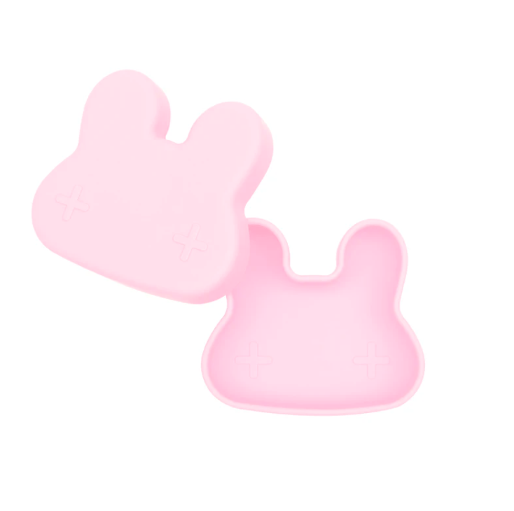 Bunny Snackie, Powder Pink | We Might Be Tiny - Little Lights Co.