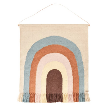 Follow the Rainbow Wall Rug | OYOY | Little Lights Co.
