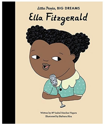 Little People, BIG DREAMS - Ella Fitzgerald | Little Lights Co.