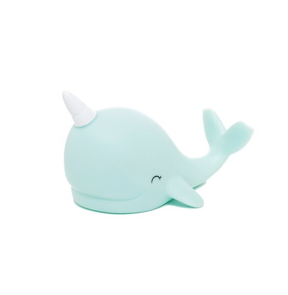 Night Light - Baby Narwhal Mini | Little Lights Co.