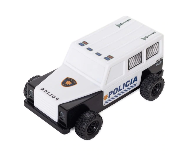 Police 4WD Night Light | Stella Haus