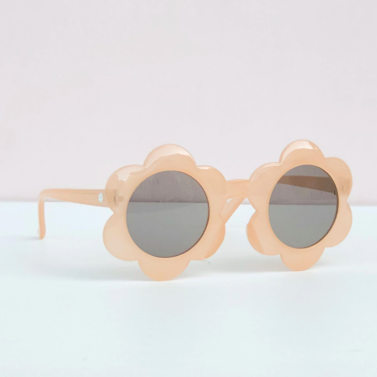 Cammy & Co, Bloom Sunglasses | Peachy