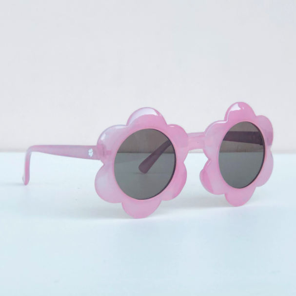 Cammy & Co, Bloom Sunglasses | Periwinkle