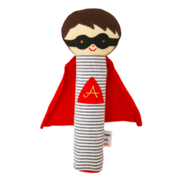Alimrose | Super Hero Pirate Squeaker