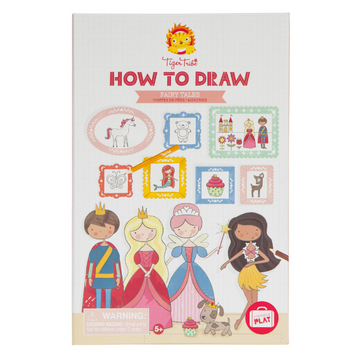 Tiger Tribe | How to Draw - Fairy Tales