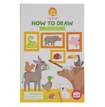 Tiger Tribe | How to Draw - Wild Animals