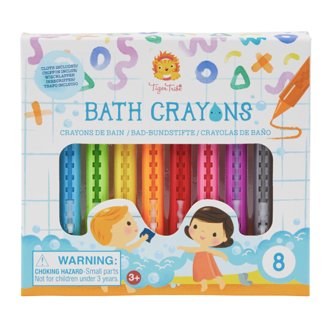 Tiger Tribe | Bath Crayons