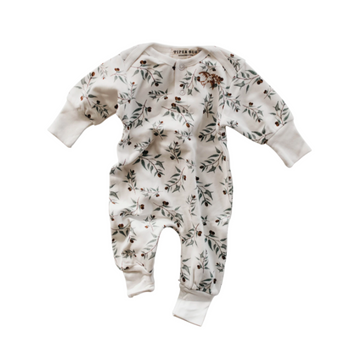 Long Romper, Ray | Piper Bug | Little Lights Co.