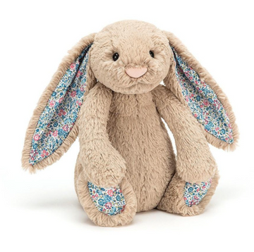 Jellycat | Blossom Bashful Beige Bunny - Medium | Little Lights Co.