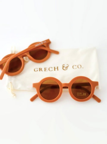 Grech & Co, Kids Sustainable Sunglasses | Spice