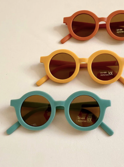 Grech & Co, Kids Sustainable Sunglasses | Fern