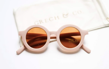 Grech & Co, Kids Sustainable Sunglasses | Shell - Little Lights Co.