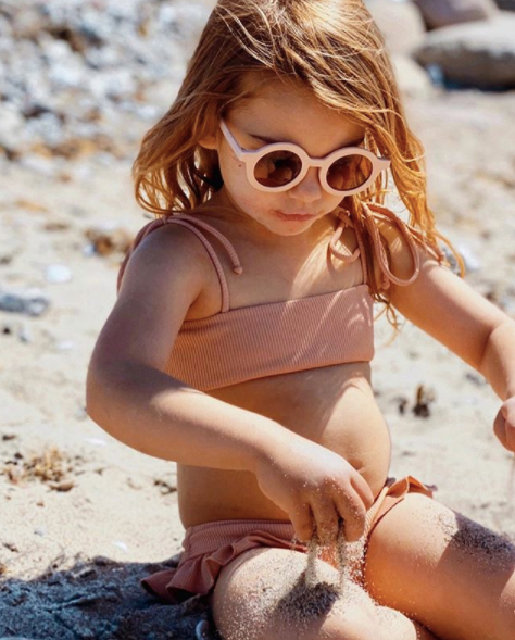 Grech & Co, Kids Sustainable Sunglasses | Shell