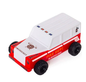 Fire Truck Night Light | Stella Haus