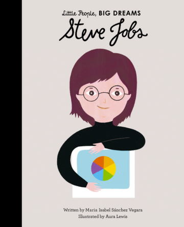 Little People, BIG DREAMS - Steve Jobs | Little Lights Co.