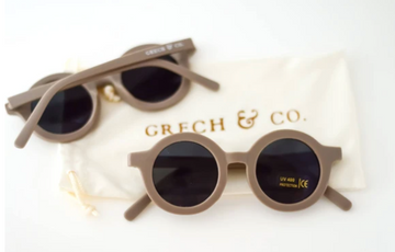 Grech & Co, Kids Sustainable Sunglasses | Stone