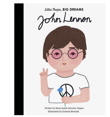 Little People, BIG DREAMS - John Lennon | Little Lights Co.