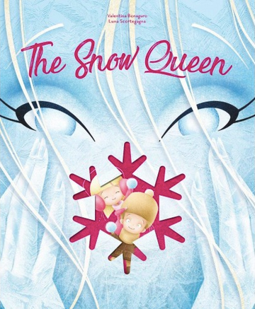 The Snow Queen, Die-Cut Book | Sassi Junior