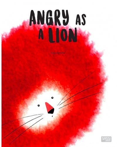Angry as a Lion | Sassi Book