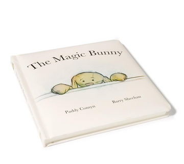 The Magic Bunny Book | Jellycat | Little Lights Co.