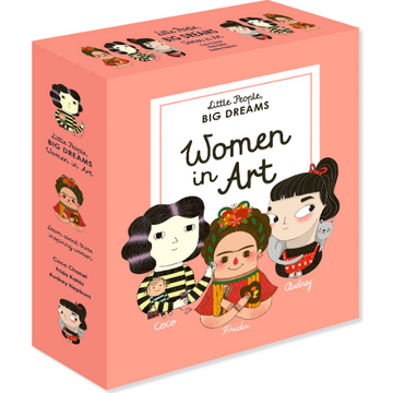 Little People BIG DREAMS | Women in Art | Little Lights Co.