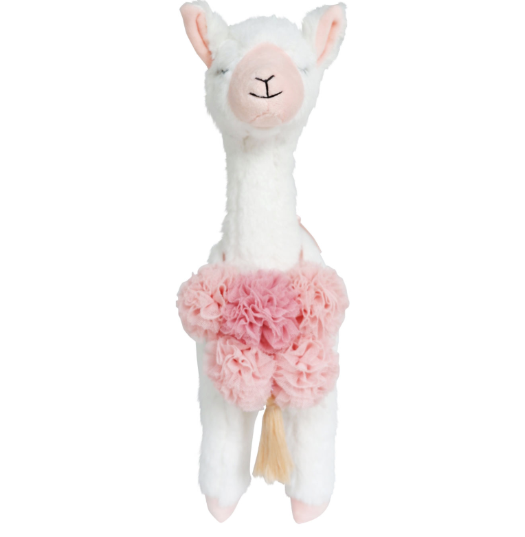 Lala Llama White | Spinkie | Little Lights Co.