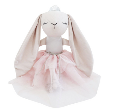 Bunny Princess Pale Rose | Spinkie | Little Lights Co.