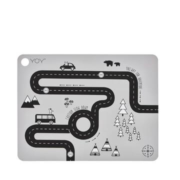 OYOY | Silicone Placemat - Adventure | Little Lights Co.