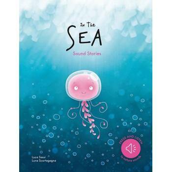 In the Sea - Sound Book | Sassi Junior | Little Lights Co.