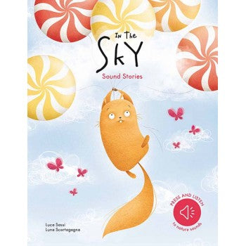 In the Sky - Sound Book | Sassi Junior | Little Lights Co.