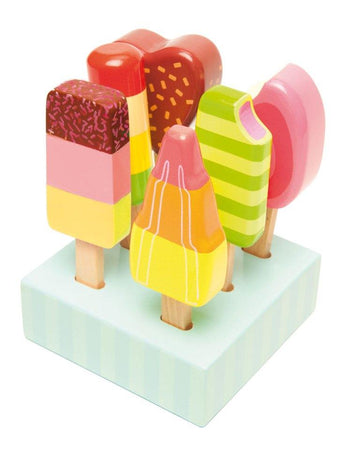 Wooden Ice Block Set | Le Toy Van | Little Lights Co.