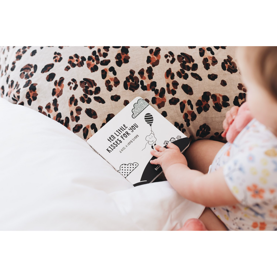 The Kiss Co | Ten Little Kisses For You - Board book | Little Lights Co.