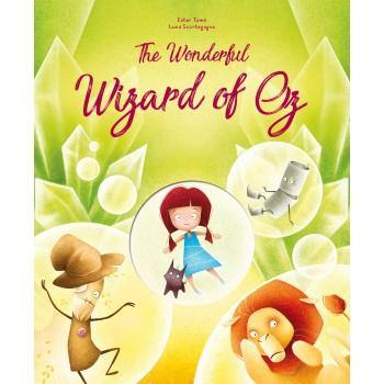 The Wonderful Wizard of Oz Die-Cut Book | Sassi Junior | Little Lights Co.